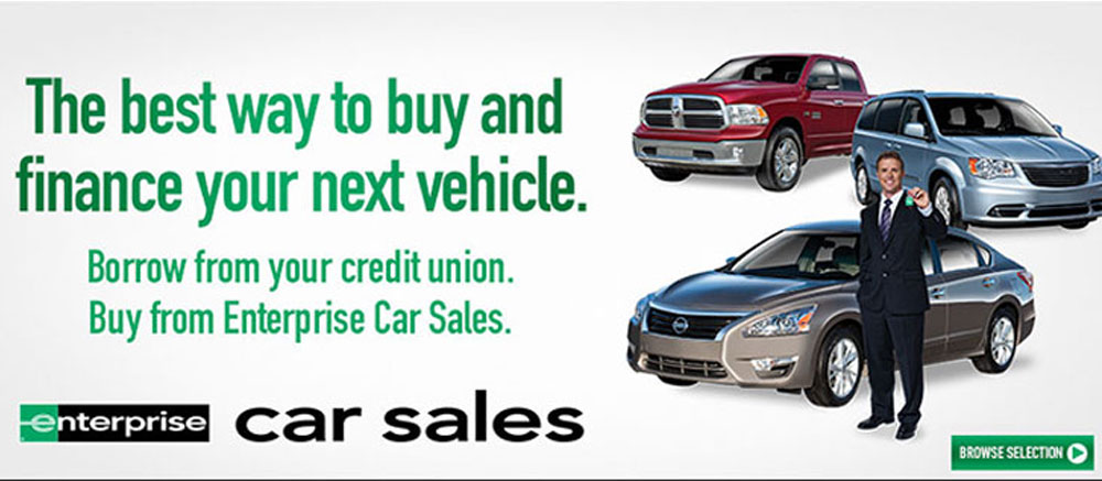 The best way to buy and finance your next vehicle.