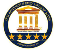 Miami Federal Credit Union is 5-Star Rated By Bauer
